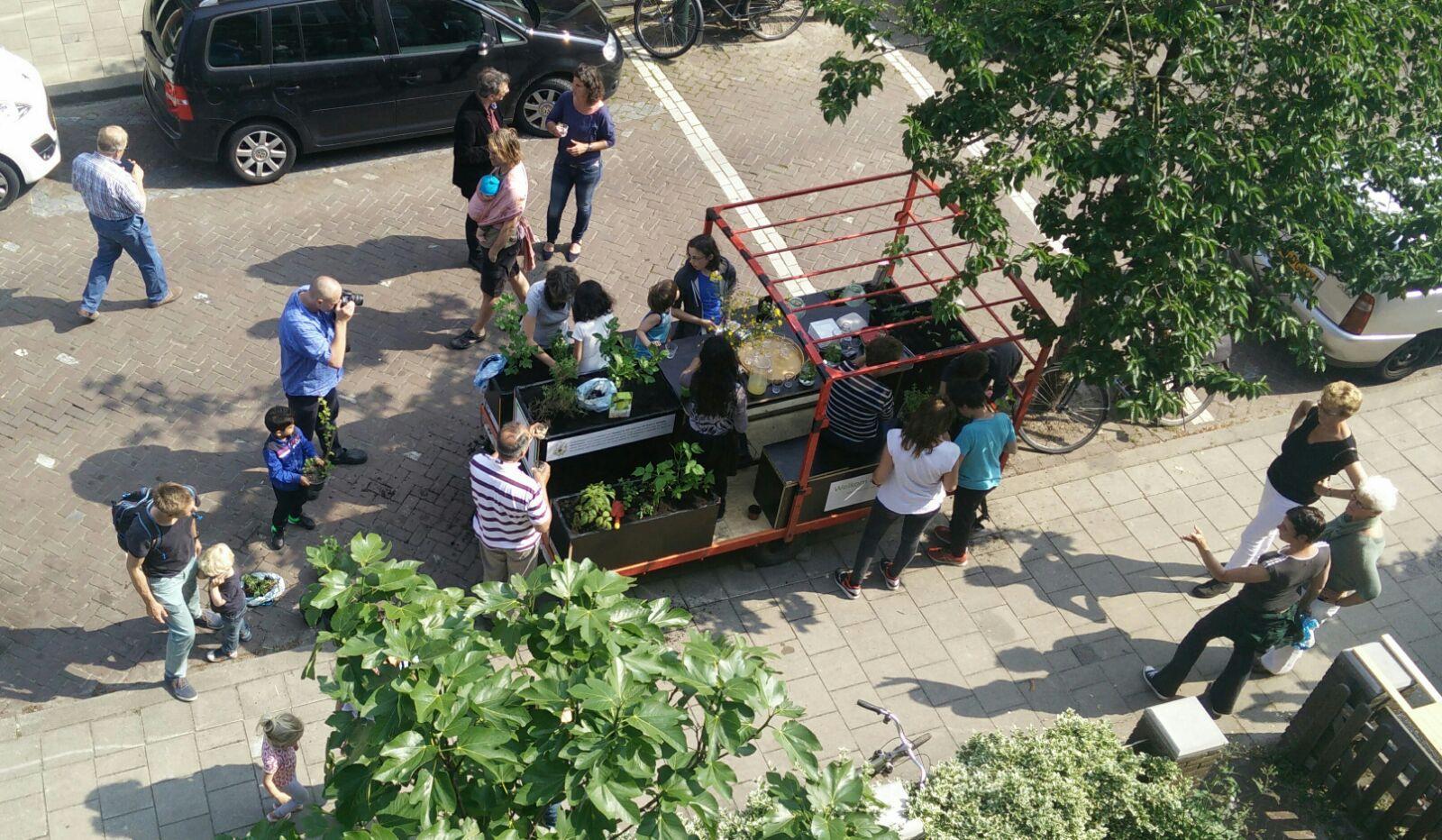 DebatMobiel, voertuig voor een Groene Stad