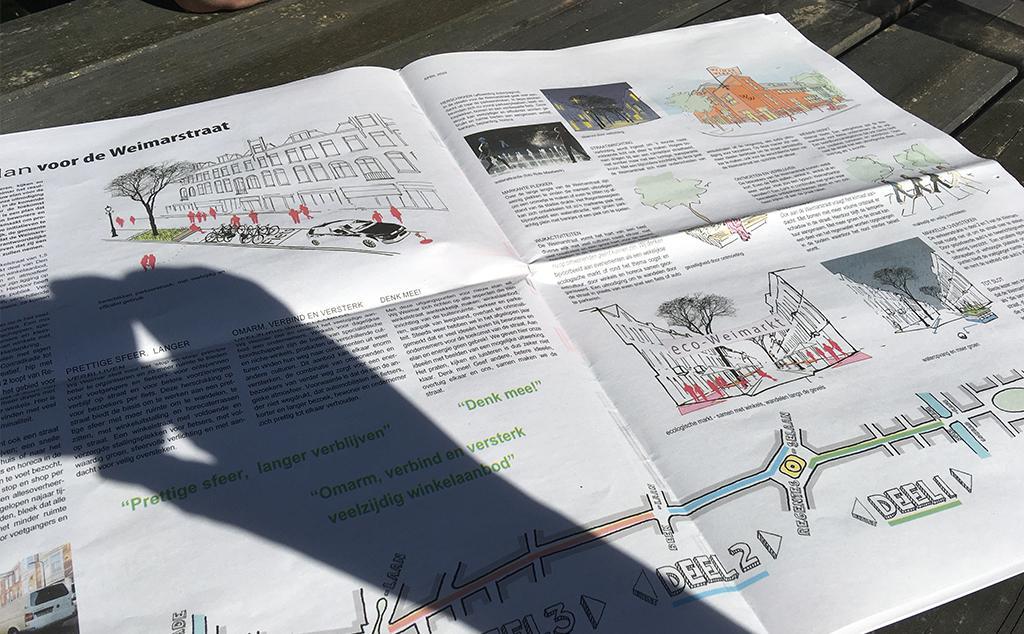 OASE publiceert kansen voor de Weimarstraat
